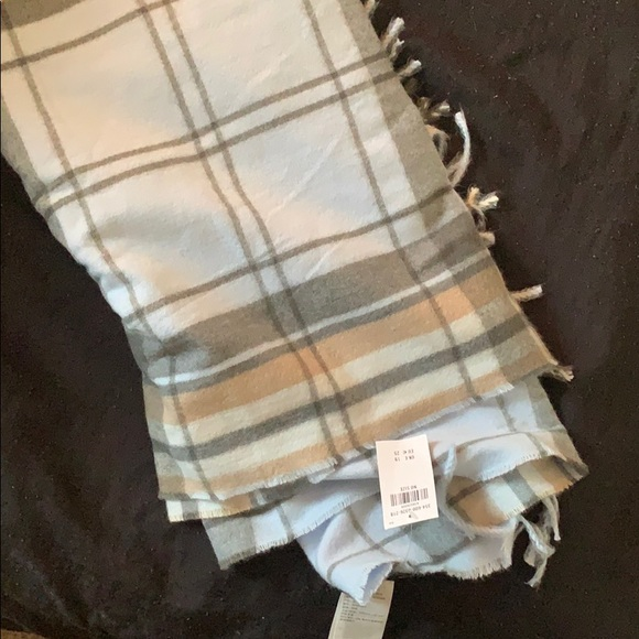 Hollister Fleece Scarf